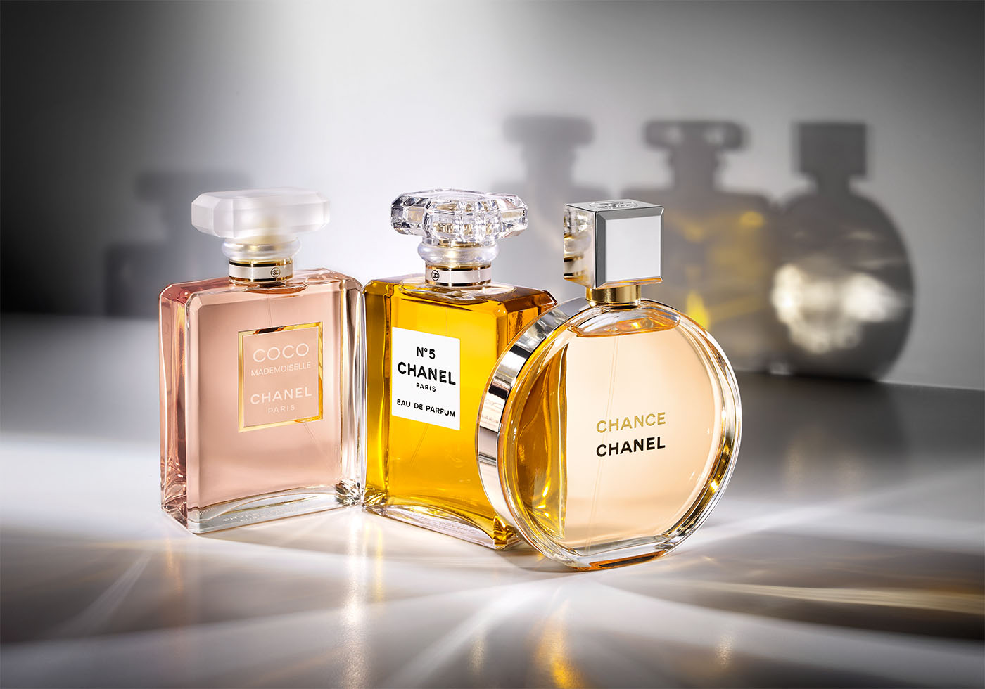 MARCH – 2013 Shooting for CHANEL GENERIC PERFUMES ...